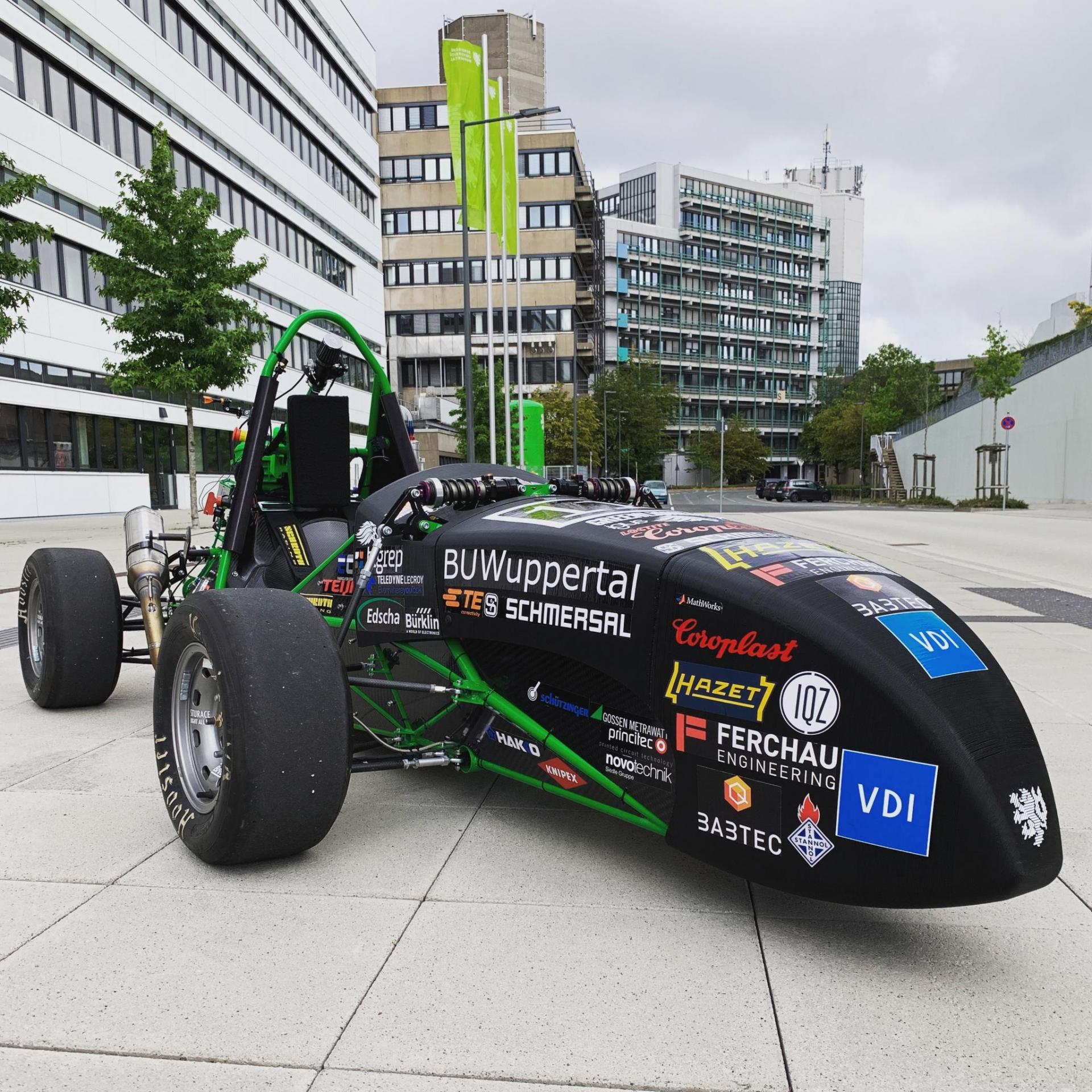 Green Lion Racing Team BUW
